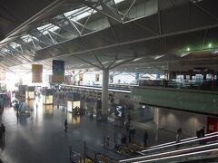 中部国際空港から熊本へ向かいます。