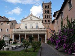 サンタ・チェチリア・イン・トラステヴェレ聖堂 Basilica di Santa Cecilia in Trastevere サンタ チェチーリア イン トラステヴェレ教会