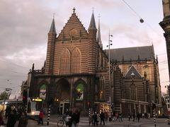 De Nieuwe Kerkという教会。