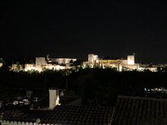 サン ニコラス広場の展望台に立ち寄り、ホテルに戻りました。