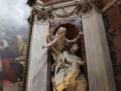 ポポロ教会 地下のキージ礼拝堂に土の烙印の枢機卿が埋められたやつ