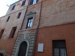 サンタプラッセ―デ教会。外観は質素でした。