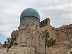 14:05 ドルティロヴァット建築群  モスクと2つの廟が残っています。