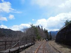 神岡町の「レールマウンテンバイク Gattan go !! 」で廃線になった線路をサイクリング