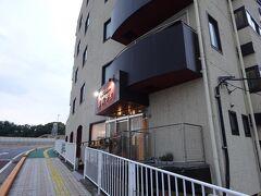 駅から徒歩5分くらいのビジネスホテルリバティが今回の宿です。 1泊4536円。