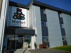 17:00、BB ホテル ケプラヴィーク エアポート到着