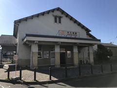 JR飯田線牛久保駅下車。