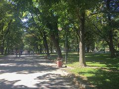 公園でゆっくり!