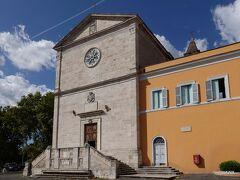 サン・ピエトロ・イン・モントリオ教会 Chiesa di San Pietro in Montorio サン ピエトロ イン モントーリオ教会