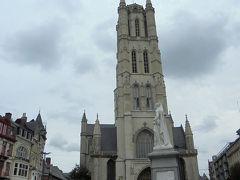 聖バーフ大聖堂に入ってみました。