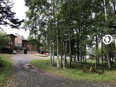 チミケップホテル到着。森の中にある隠れ家的ホテルです。
