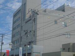 弘前プラザ ホテル。