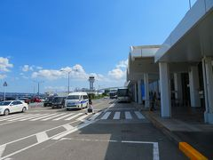 長崎空港には15分遅れの12:40くらいに到着。
