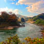 負けるな丸森町!阿武隈川に佇む美しい街。 一日も早い復興を!