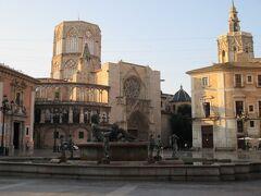 バレンシアのラ・ロンハです。  バレンシアが経済的に大きく発展した15世紀後半に建てられた「絹の商品取引所」です。