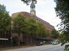 聖ミヒャエル教会近くのドミトリー形式「シタディーン ミシェル ハンブルグ」  これから2泊お世話になる宿泊施設