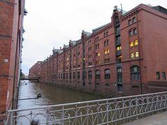 19世紀末に誕生し、世界最大の倉庫街だった  ハンブルグの名物として世界遺産に登録されている