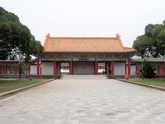 さらに、そのお隣り、孔子廟。ここは非常に広かったです。
