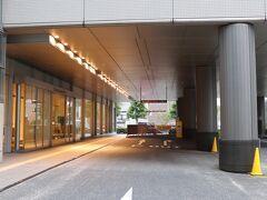 ブーケから15分ほど。 本日の宿はホテルブリランテ武蔵野。