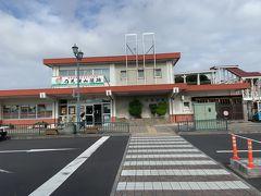 今回は諸般の事情により、JR大田市駅からスタートします。ここから路線バスに30分ほど揺られて、石見銀山の大森まで行きます。
