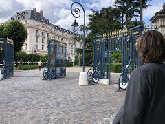 泊まりは絶対ここ、ベルサイユ宮殿のお庭に真横にある、ワルドーフ アストリア ベルサイユ トリアノン パレス  エレガントでゆったりと過ごせる