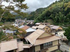 この観世音寺からの眺めは、パンフレットとかにありそうな感じです。いい感じです。