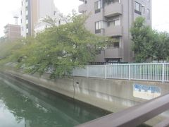 仙台堀川を渡ると住所は清澄に