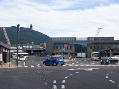 敦賀駅付近に着いたのが3時少し前、足も痛くて木ノ本まで歩く気力もなかったので、今回はここで断念。次の機会に取っておくことにしました。