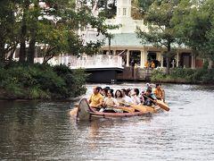 「ビーバーブラザーズのカヌー体験」大いに楽しんでいる人が・・・・。