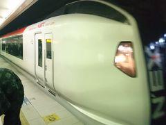 帰りは成田エクスプレスで帰ります。