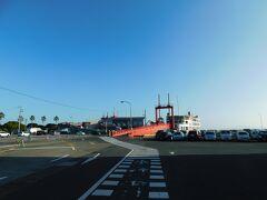 2019.10.14 多比良港 港を出て、歩いて10分弱…