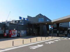 敦賀駅までは歩いて1分とかかりません。便利!