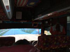 2019-10-12 7:00頃 空港からバスでKLセントラルへ 料金は12リンギット