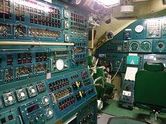 てつのくじら館といえば資料館にくっついた潜水艦内部も見学できます 昔活躍してた潜水艦 コックピッやなど見て楽しめます