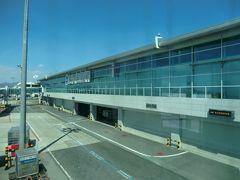 13:41 降機しました。 さぁ、17日ぶりに、韓国へ戻って来ましたよ。