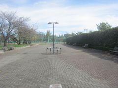 駅から10分ほどで伊奈町制施行記念公園に到着です