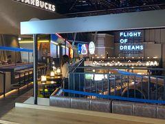 9月20日にオープンした セントレアの第二ターミナルから出発しました!  フライトまで時間があったので中にあるスタバで朝ごはん オープンしたばっかなのと 早朝なのもあり、人がいない!!