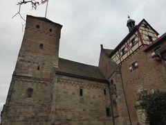 いかにもな中世の城です。