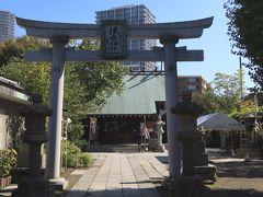住吉神社  住吉神社は日本全国に約600社あるんだそうで。 一番有名なのは大阪の住吉大社でしょうか。