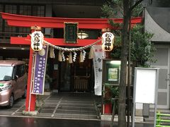 近くにある松島神社。
