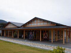 通りを挟んで反対側には、今年の4月にオープンした甲府市武田氏館跡歴史館(信玄ミュージアム)がありました。