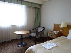 今日の宿は「秋田ビューホテル」  4トラ経由 楽天トラベルで6,400円(朝食付)