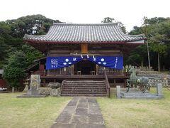 その後、平戸市街に戻りました。 亀岡公園にある亀岡神社。