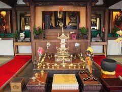 道中寺社も多かったのも印象的でした。 でもどこの寺だったがうろ覚えですが、写真の並び的に羅漢寺ですかね・・・?