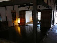 箕作阮甫の生家 の復元も