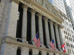 証券取引所。