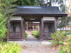 それが、この堂森善光寺。  晩年の前田慶次はこの地で地元の方と仲良く暮らしていたのだそうです。