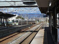 沼田駅に到着した