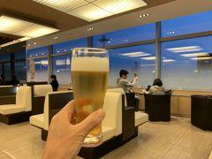 羽田空港国内線ANAラウンジ (本館北)