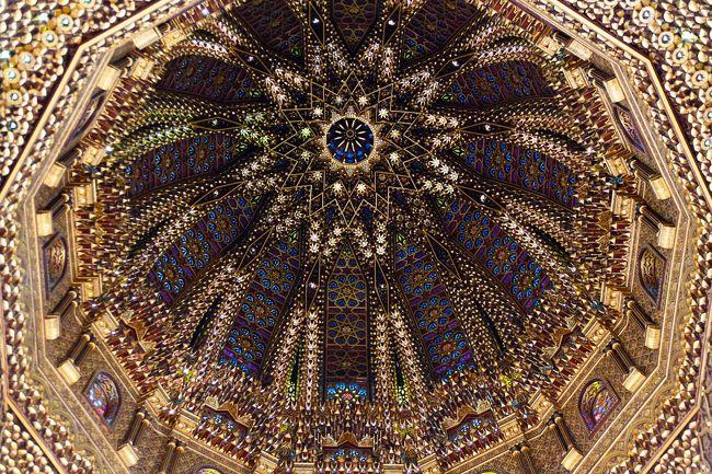 天井はこんな感じです。